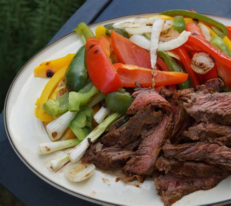 beef fajitas recipe dishmaps