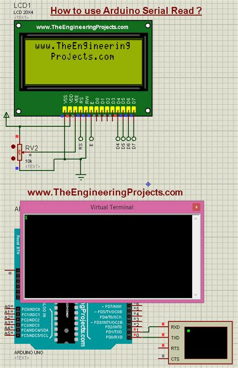 serial use how to use arduino serial write the engineering projects