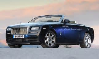 Drophead Rolls Royce Rendering Rolls Royce Wraith Drophead Motorward