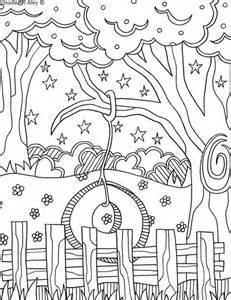 summer coloring pages for adults summer coloring pages