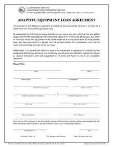 10 best images of personal loan agreement form template