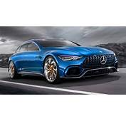 Mercedes AMG GT Concept Would Make For An Interesting