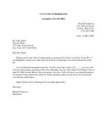 covering letter for bank cover letter for bank free cover letter