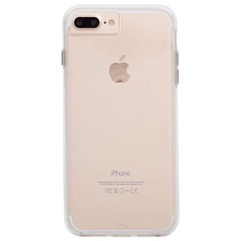 case mate naked tough iphone   fitted hard shell case clear iphone