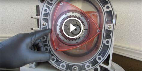 rotary engine works    full explanation  rotary engine expert kurt robertson