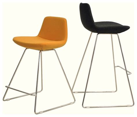 Wire Back Bar Stools by Pera Wire Counter Stools Modern Bar Stools And Counter