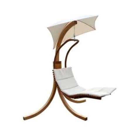 home depot swing chair leisure season patio swing lounge chair with umbrella