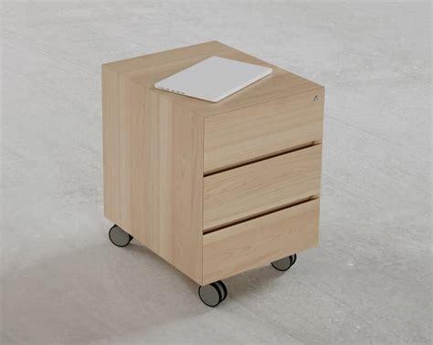 cassettiere scrivania cassettiera su ruote per scrivania per ufficio idfdesign