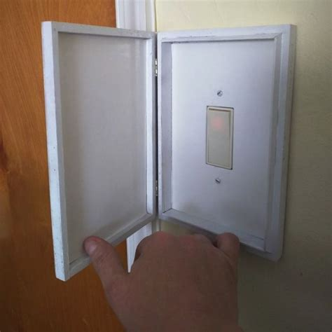 light switch cover cigarbox light switch cover for dummies