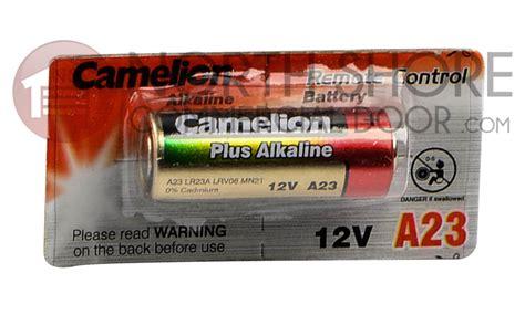 genie garage door opener batteries genie 24030a s garage door opener 12 volt battery