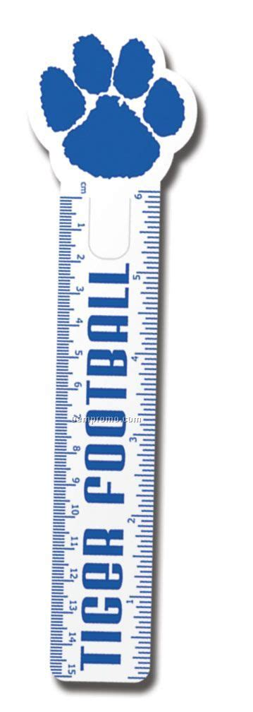 printable ruler bookmark rulers china wholesale rulers