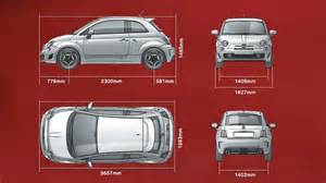 Dimensions Of Fiat 500 Fiat 500 Abarth India Dimension