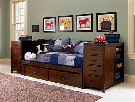 Kid Trundle Bed Set Boys Bed With Trundle Kendall Daybed With Trundle Bedroom Set By Opus By Furniture