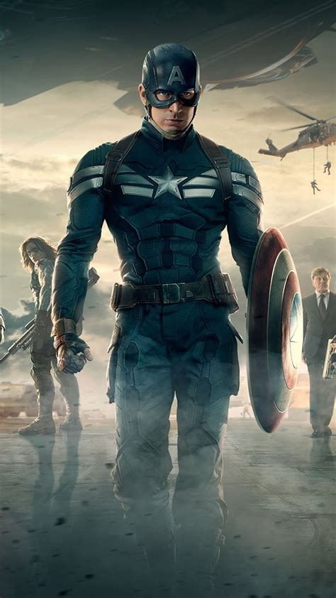 wallpaper captain america 2 hd captain america 2 the winter soldier hd wallpaper 7944