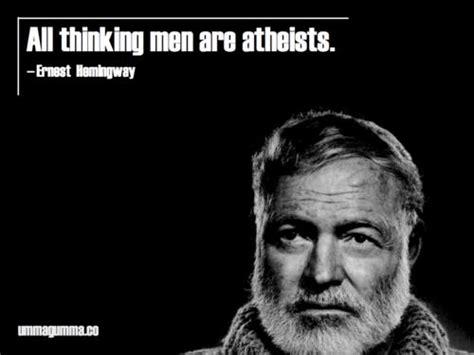 ernest hemingway biography religion religious quotes ernest hemingway quotesgram