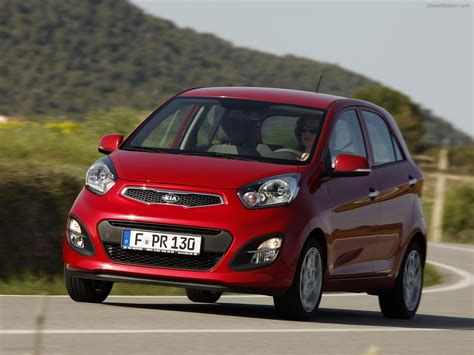 Kia Picanto Specs 2012 Kia Picanto 2012 Car Photo 35 Of 82 Diesel Station