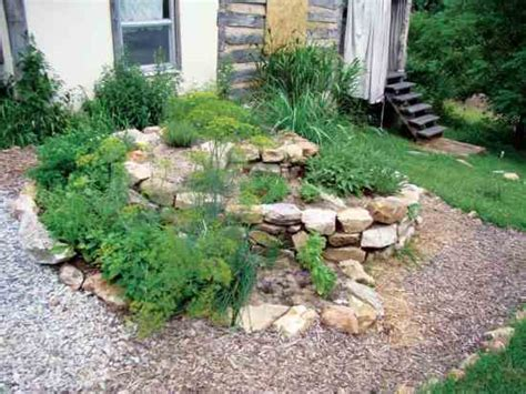 how to build an herb garden build a versatile spiral herb garden organic gardening