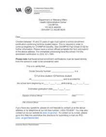 va certification letter fillable online va champva school certification letter the law offices of maurice l abarr 187 notice of disagreement