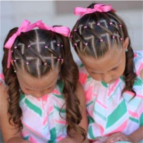 easy kids hairstyles  children  short  long hair
