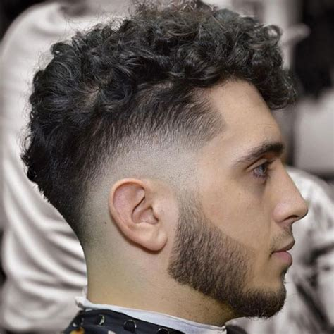 long hair witj side fade low fade vs high fade haircuts