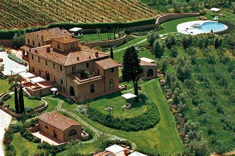 Italian Escape: Villa Sole del Chianti in Tuscany   Pursuitist