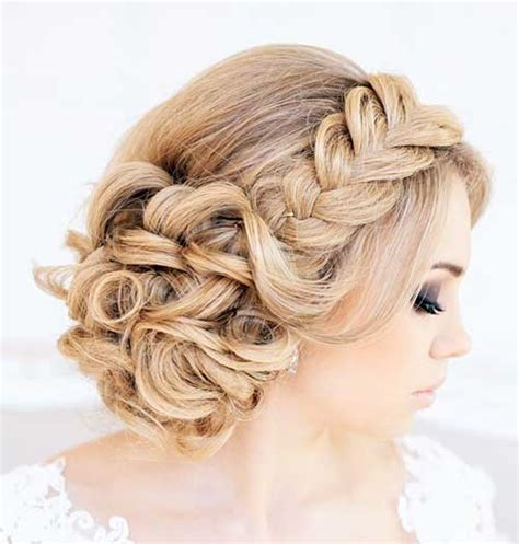Wedding Hairstyles Updos Braided by 26 Braids For Wedding Hairstyles Hairstyles