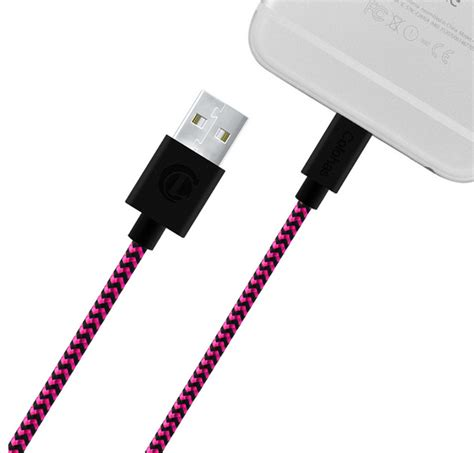 Usb Cable Iphone 6 colorful braided usb charger cable data sync charge cord
