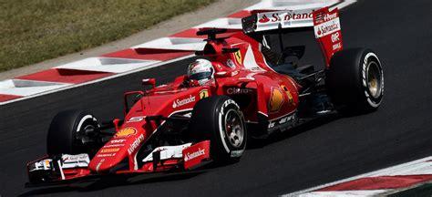 Calendario G P F1 2015 Vettel Ungheria Gp F1 2015