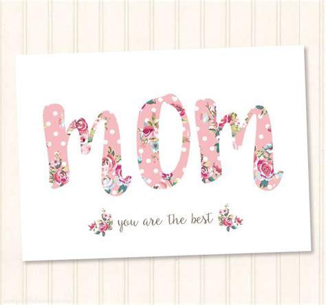 printable birthday cards for your mom mother s day card free printable surprise your mom with a