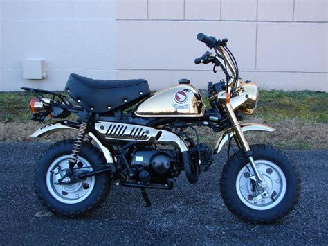 1996 honda z50 new 1996 honda gold monkey special z50 rmd motors