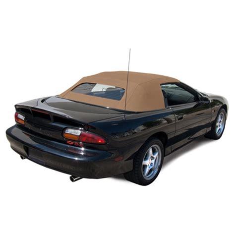 1994 2002 chevy camaro black convertible soft top black