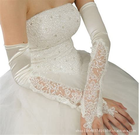 Lace Wedding Gloves new wedding gloves lace fingerless wedding gloves