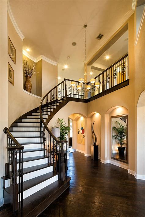 Foyer Hallway 30 Luxury Foyer Decorating And Design Ideas