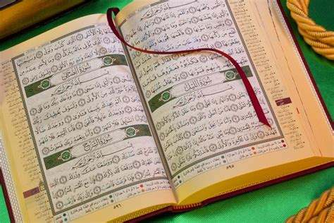 picture quran muslim holy book quran inside the holy book of islam