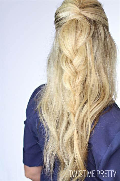 braided down hairstyles pinterest pretty and thick braid gorgeous hair pinterest