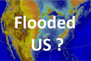 where us would be flooded if a pole shift reaches igeo tv