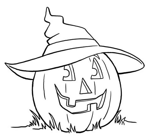 large printable halloween coloring pages halloweenpumpkinwitch big costumes coloring pictures
