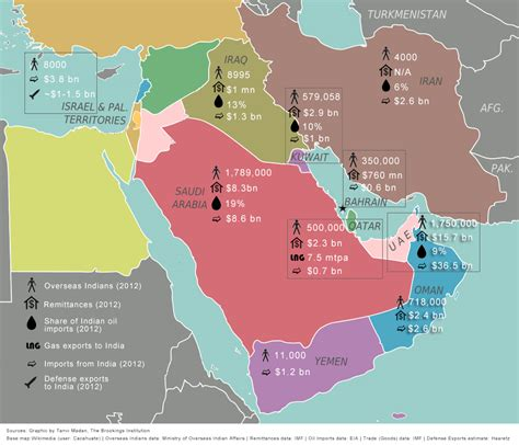 middle east map united states india s relationship with iran it s complicated