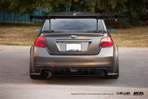 subaru wrx widebody ml24 x can jam motorsports 2015 subaru wrx sti wide body