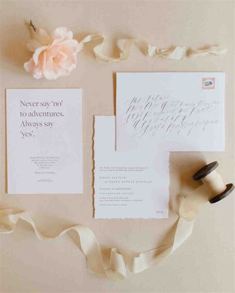painted wedding invitations martha stewart 615 best images about wedding invitations on