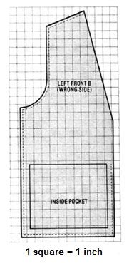 A Double-Fronted Hunting Vest Pattern and Sewing ... Diy Magazine Racks