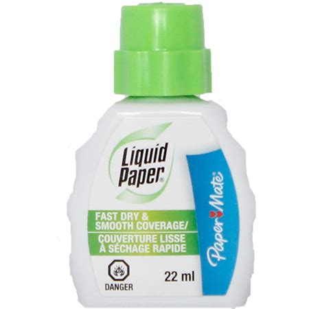 How To Make Liquid Paper - liquid paper correction fluid start right supplies