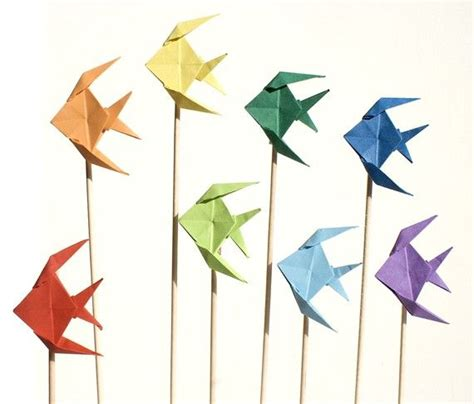 Uses Of Origami - 24 best images about origami fish on simple