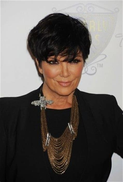 sexy kris jenner hairstyles 17 best images about hair styles for thin hair on