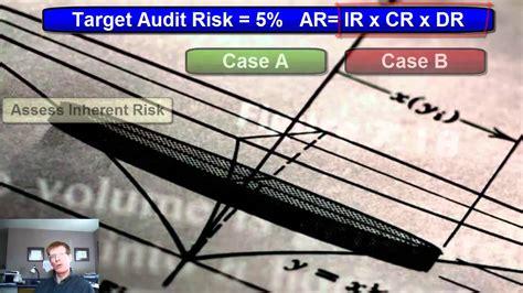 9 Audit Procedures by 9 Audit Risk Model