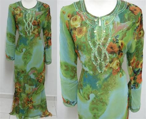 Tema Baju Raya Warna Hijau azrin zelina apa tema warna baju raya korang