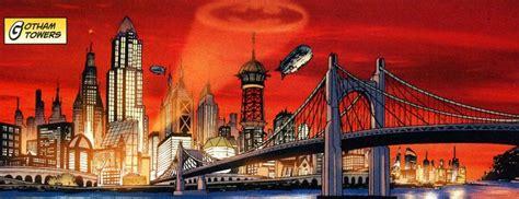 Kaos Gcpd Gotham City Heroes metropolis a dispensable list of comic book lists