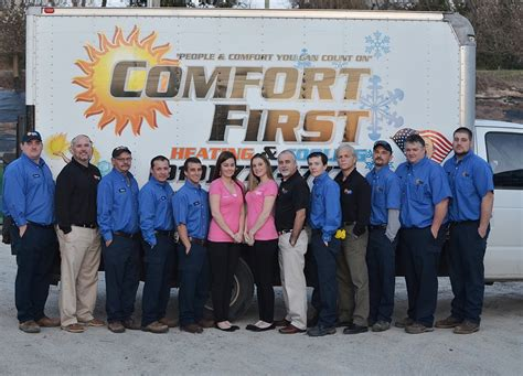 comfort first sanford nc comfort first heating and cooling 13 beitr 228 ge