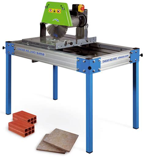 masonry bench saw sima dakar mekano 350mm 14 bench saw masonry saw 240v
