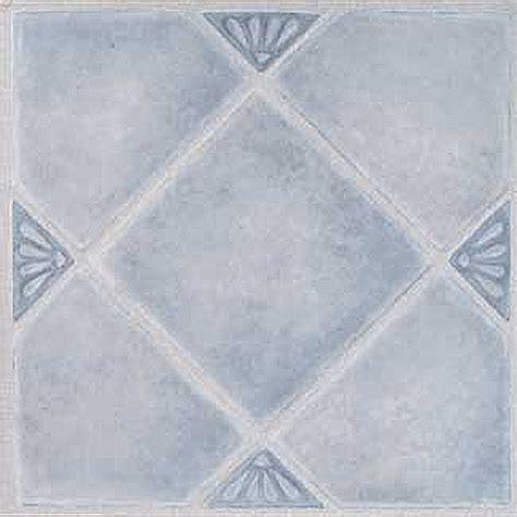 blue marble vinyl floor tile 36 pcs adhesive flooring actual 12 x 12 ebay